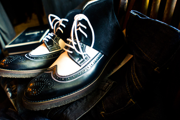 Image of MIHARAYASUHIRO 2011 Fall/Winter Half Longwing Boots