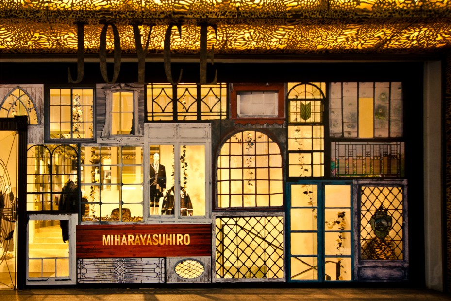 Image of MIHARAYASUHIRO Pop-Up Store @ JOYCE Event Recap