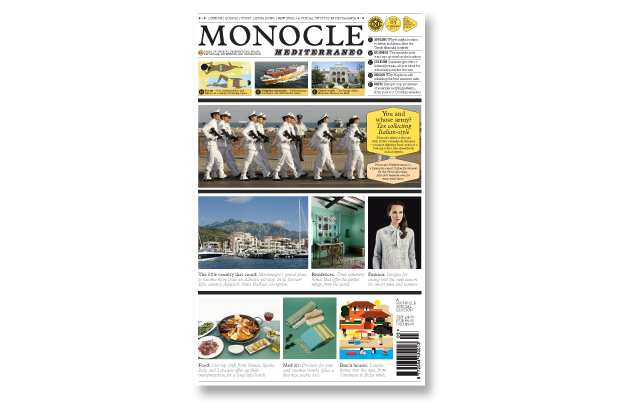 Image of Monocle Mediterraneo 2011 Summer Issue 3