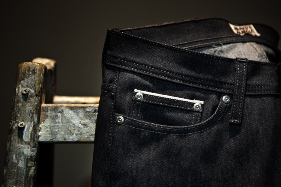 Image of Naked & Famous Glow in the Dark Selvedge Denim