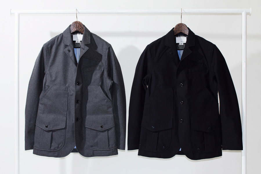 Image of nanamica 2011 Fall/Winter GORE-TEX Outerwear
