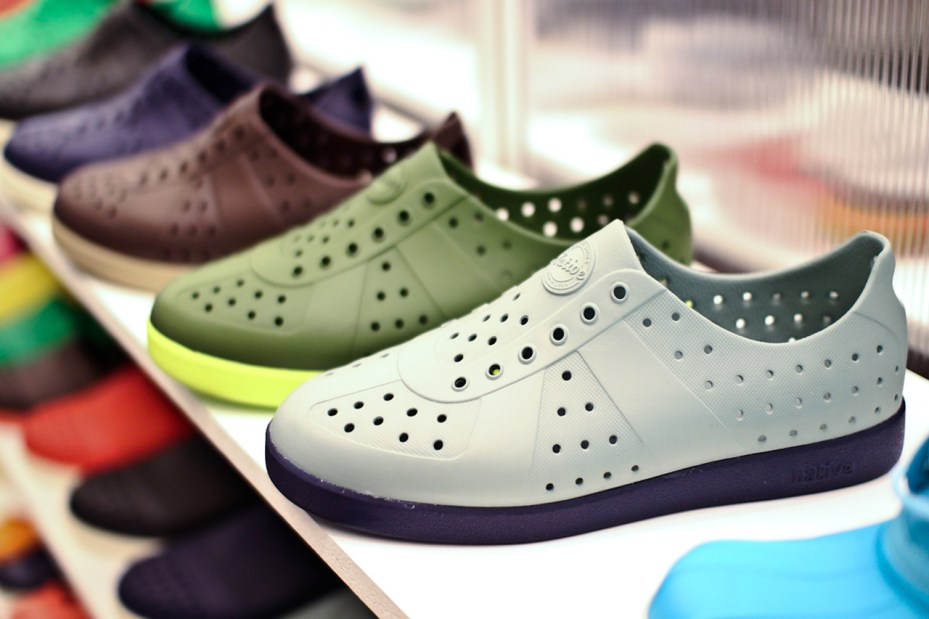 Image of Native Shoes 2012 Spring Preview