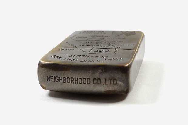 Image of NEIGHBORHOOD C.W.P. ALT. Zippo