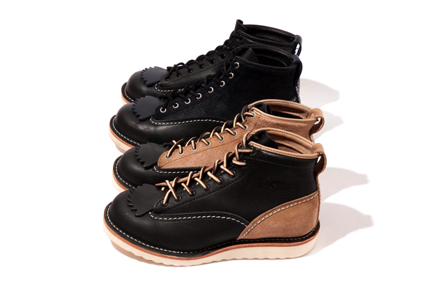 Image of NEIGHBORHOOD x Wesco JOB MASTER Boots