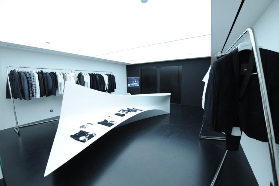 Image of Neil Barrett Store Opening Hong Kong