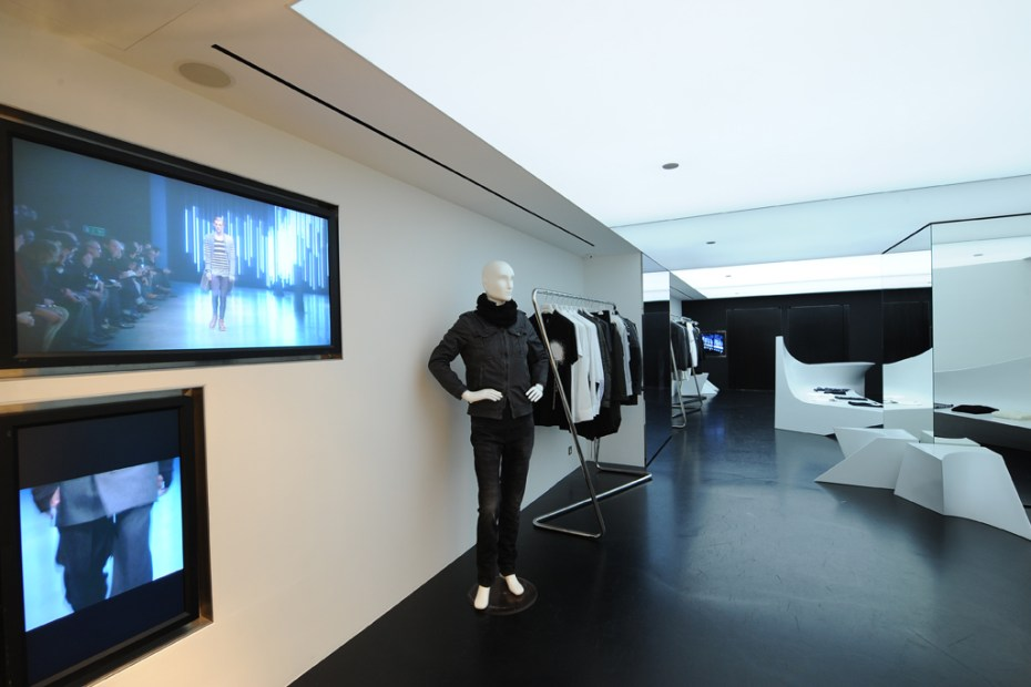 Image of Neil Barrett Store Opening Hong Kong