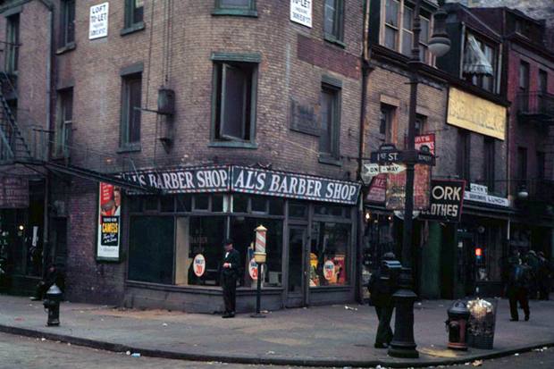 Image of New York 1940s in Color