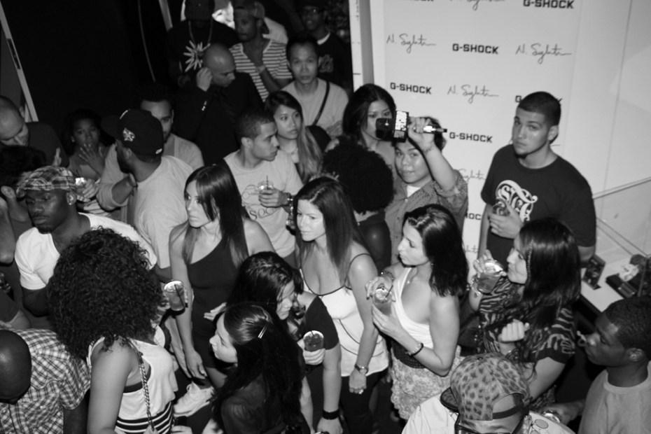 Image of Nigel Sylvester x G-Shock Release Event Recap
