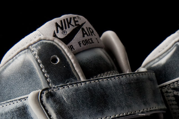 Image of Nike Air Force 1 Vac Tech Pewter