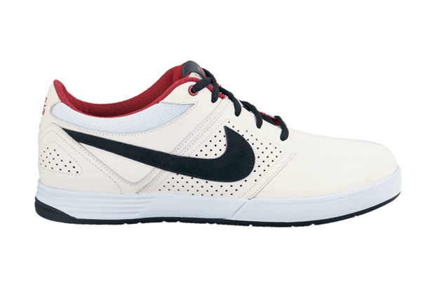 Image of Nike SB Paul Rodriguez 5 Sail/Black/Varsity Red