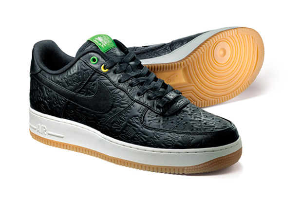 "Image of Nike Sportswear Brasil ""É Possível "" Air Force 1"
