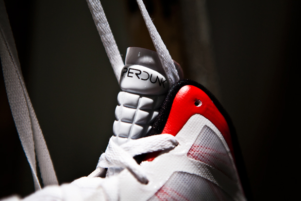 Image of Nike Zoom Hyperdunk 2011 White/Red/Black