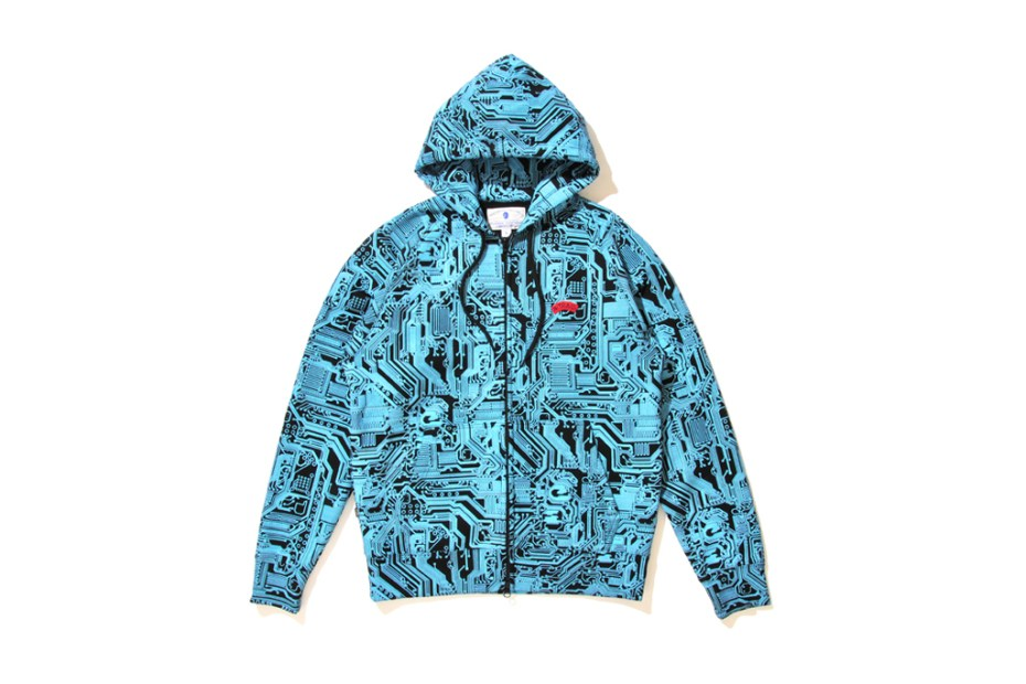 "Image of NITRAID 2011 Fall/Winter ""NITRAID CIRCUIT"" Collection"
