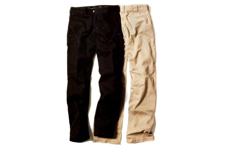 Image of n(n) BY NUMBER (N)INE x Dickies Smart Fit Pants