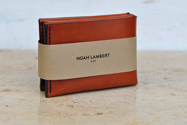 Image of Noah Lambert Bridle Leather Wallet