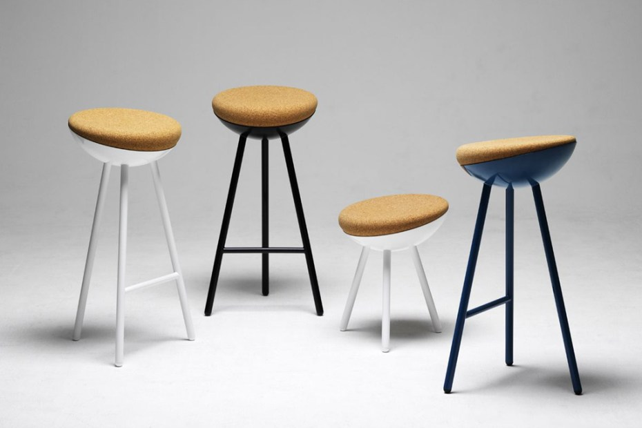 Image of Note Design Studio Boet Stools