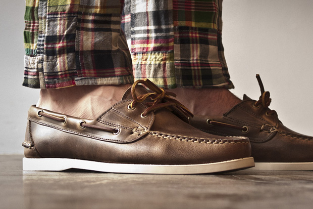 Image of Oak Street Bootmakers 2011 Spring/Summer Collection