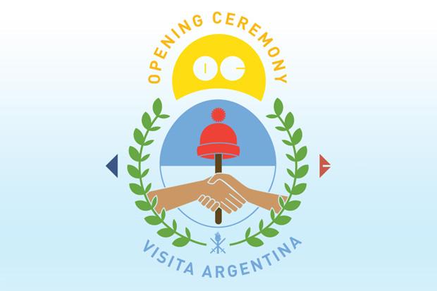 Image of Opening Ceremony: USA vs. Argentina 2012 Theme