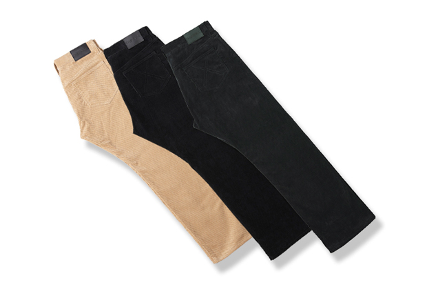 Image of OriginalFake 5P Corduroy Pants