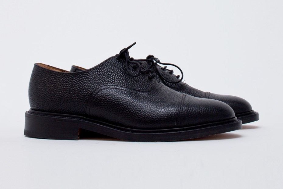 Image of Our Legacy Cap Toe Black Grain TBS Exclusive