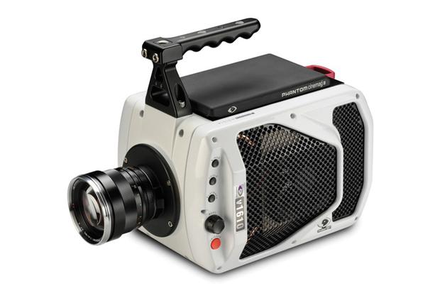 Image of Phantom v1610 1,000,000 fps Camera