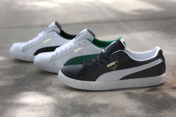 Image of PUMA Clyde Leather Collection