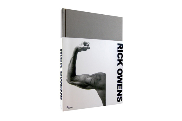 Image of Rick Owens by Rick Owens Book