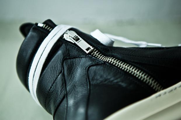Image of Rick Owens Geobasket Sneaker