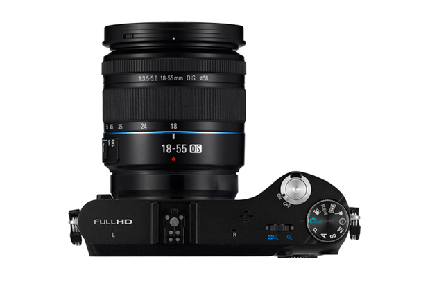 Image of Samsung NX200 Digital Camera