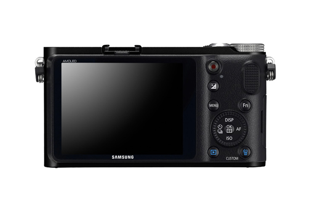 Image of Samsung NX200 Digital Camera