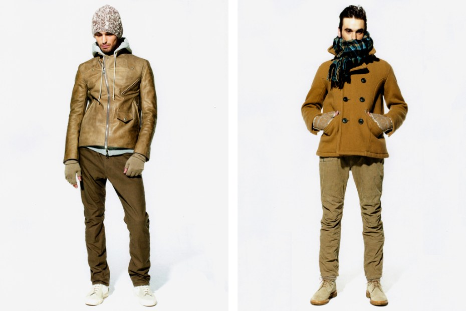 "Image of SENSE Magazine: nonnative 2011 Fall/Winter ""IT DOESN'T MATTER"" Editorial"