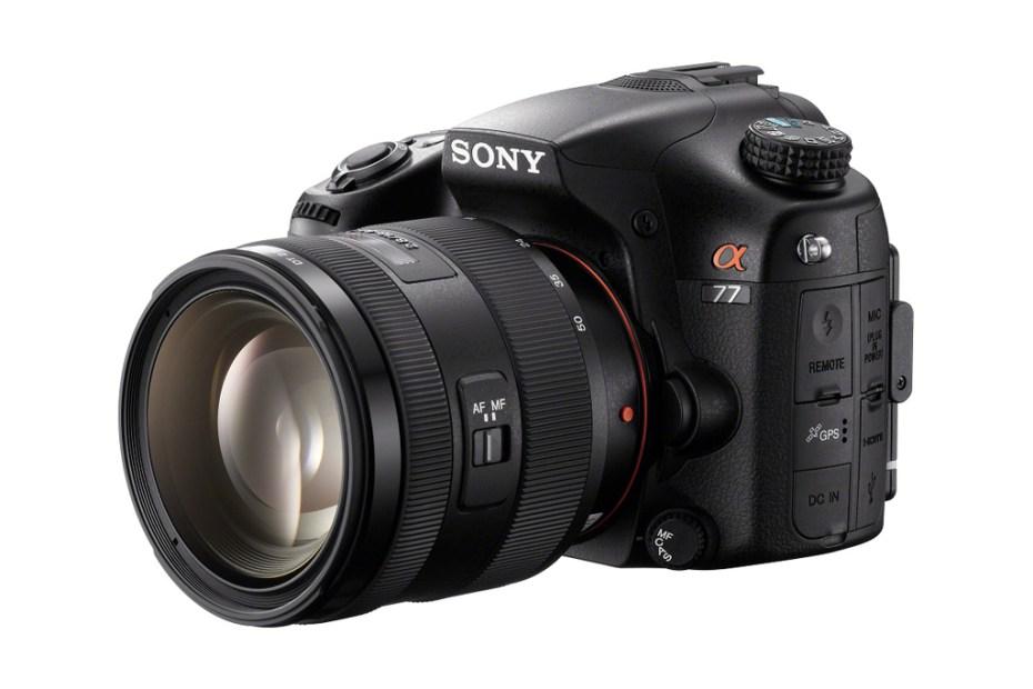 Image of Sony Alpha A77 Digital Camera