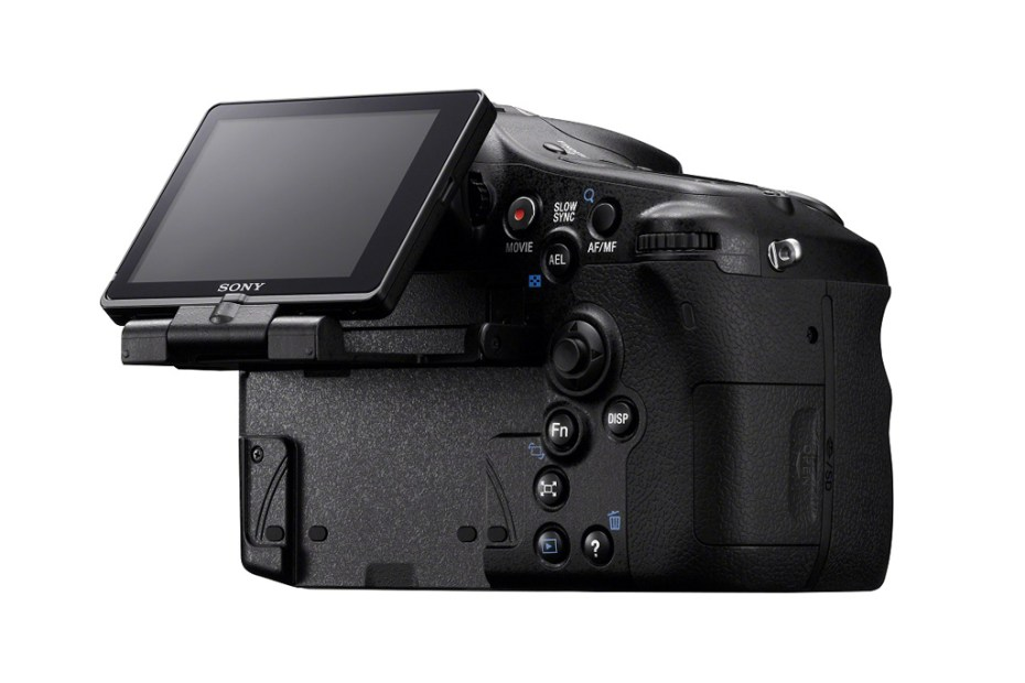 Image of Sony Alpha A77 Digital Camera