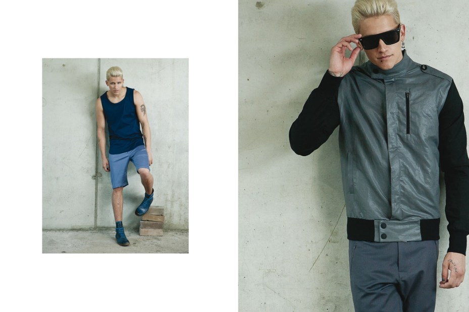 Image of SOPOPULAR 2012 Spring/Summer Lookbook