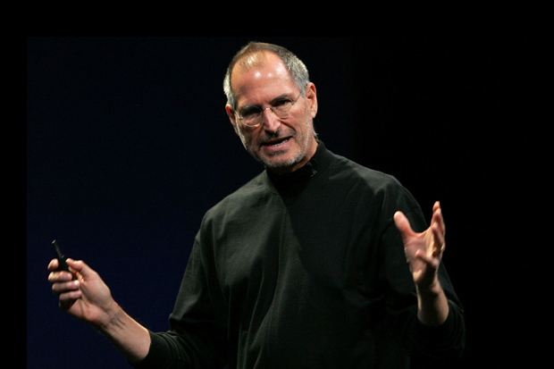 Image of Steve Jobs Resigns as Apple CEO