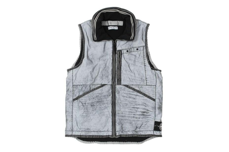 Image of Stone Island Liquid Reflective Vest