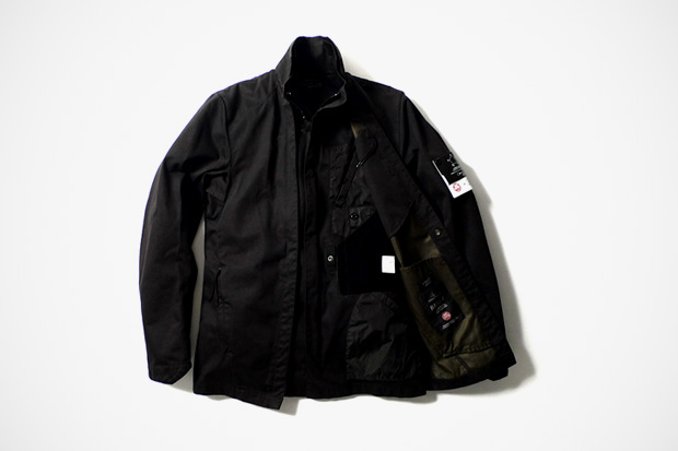 Image of Stone Island Shadow Project 2011 Fall/Winter New Releases