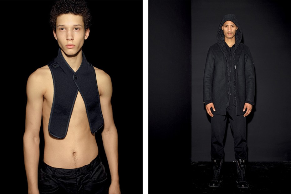 Image of Stone Island Shadow Project 2011 Fall/Winter Lookbook