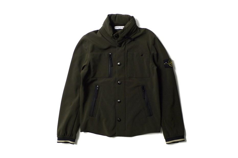 Image of Stone Island Softshell-R Jacket