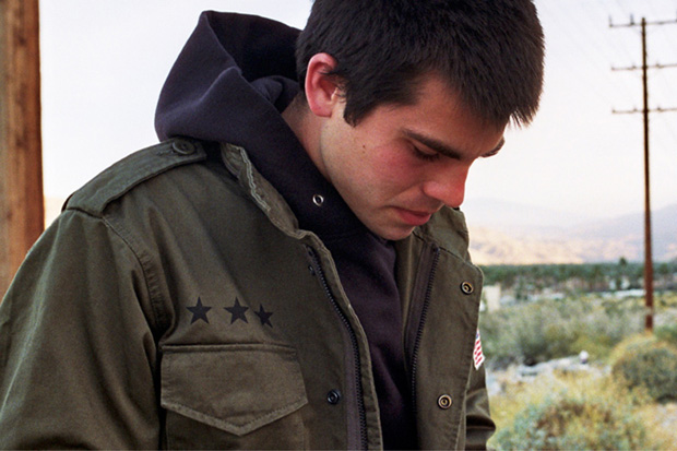 Image of Stussy Men's 2011 Fall Collection Lookbook by Peter Sutherland