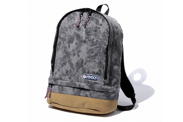 Image of SWAGGER x Outdoor Washed Denim Tear Drop 12th Anniversary Backpack
