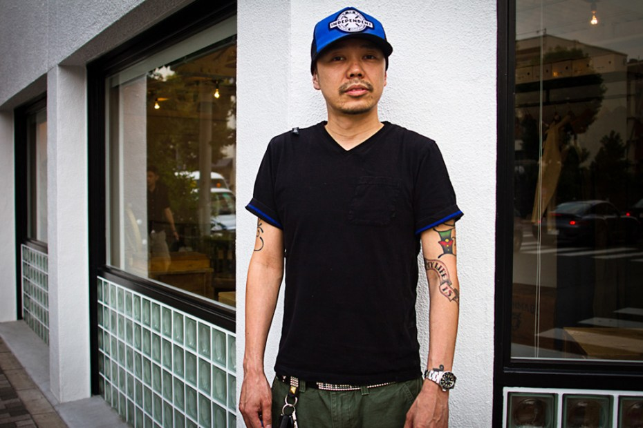 Image of Streetsnaps: Tetsu Nishiyama