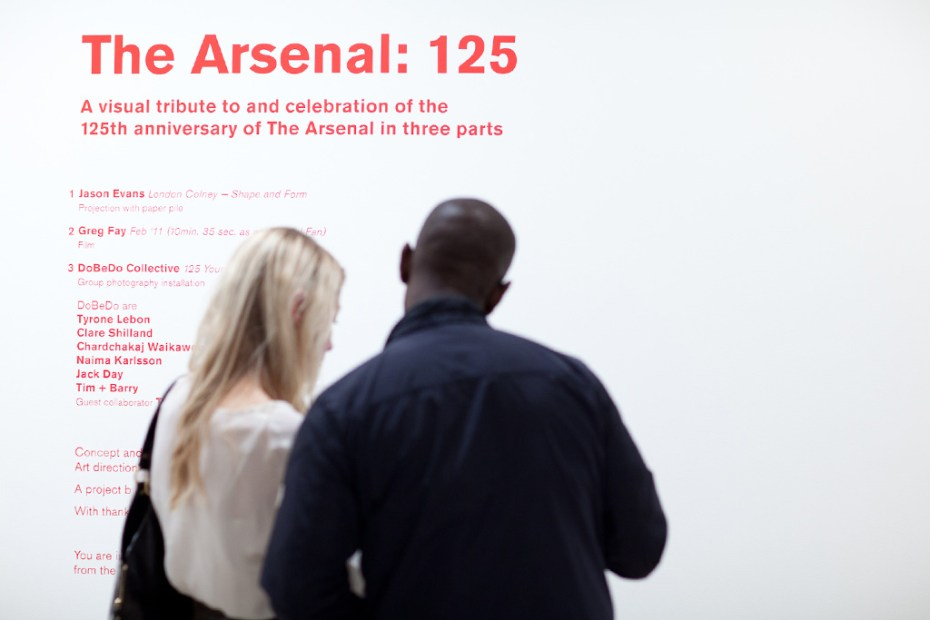 Image of The Arsenal: 125 at Saatchi Gallery
