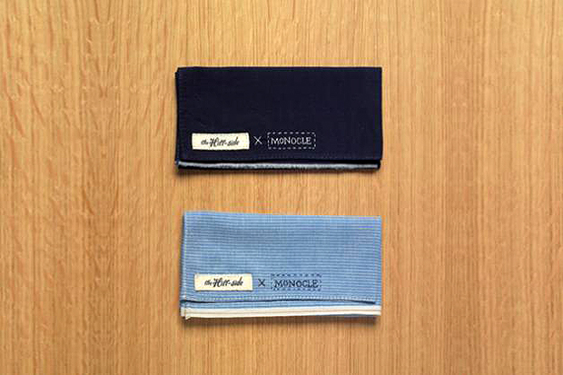 Image of The Hill-Side x Monocle Pocket Squares