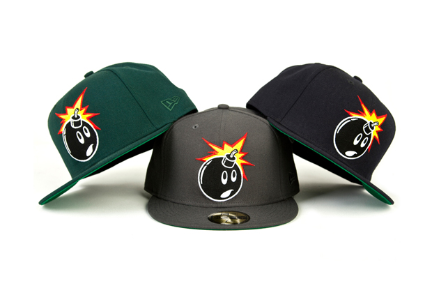 Image of The Hundreds x New Era 2011 Fall Collection