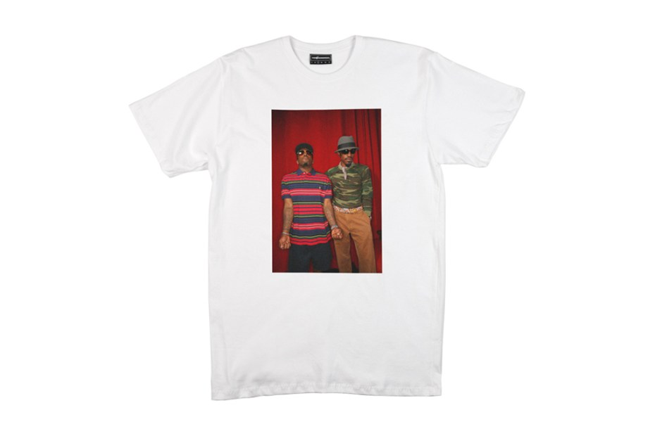 Image of Zach Cordner x The Hundreds Photo T-Shirt Collection