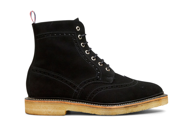 Image of Thom Browne 2011 Fall/Winter Suede Boots