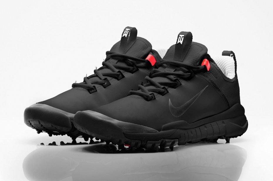Image of Tiger Woods x Nike Free Golf Shoe Prototype