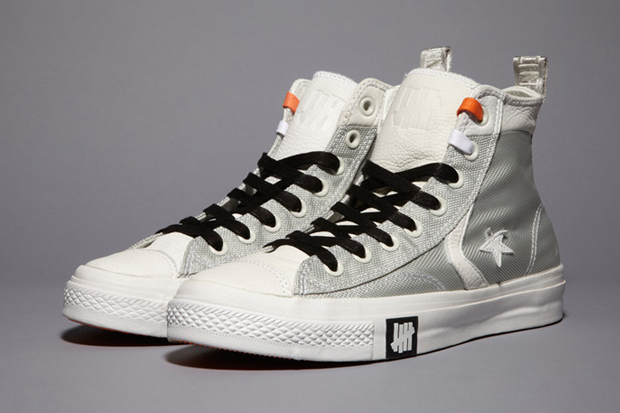 Image of Undefeated x Converse Ballistic Capsule Line White Further Look
