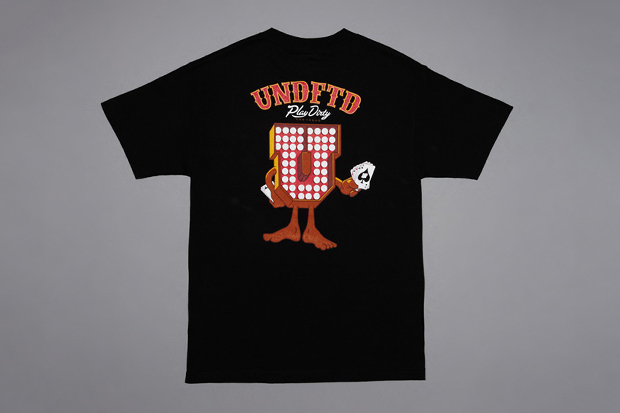 Image of Undefeated Las Vegas 2011 Fall/Winter T-Shirt Collection